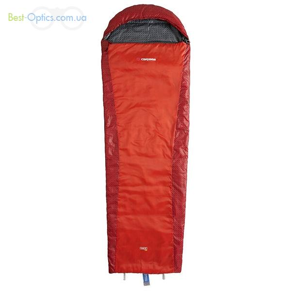 Спальный мешок Caribee Plasma Extreme Spicy/+3°C Red (Right)