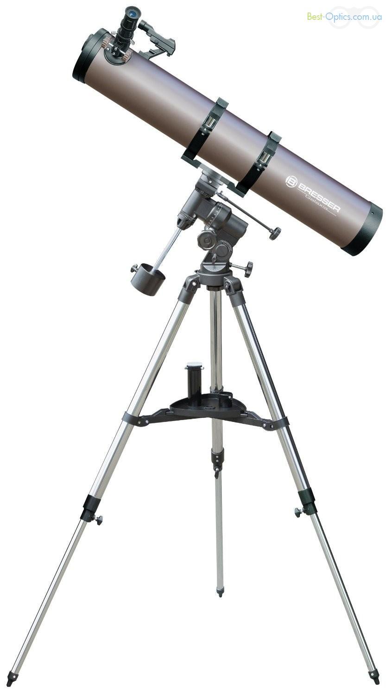 Телескоп Bresser Galaxia 114/900 EQ-SKY TP46-14900