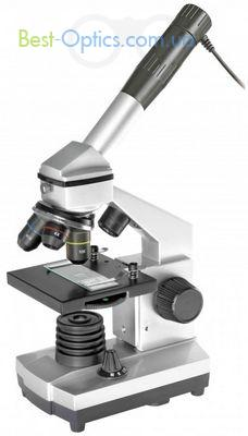 Микроскоп Bresser MicroSet 40-1024x с кейсом USB