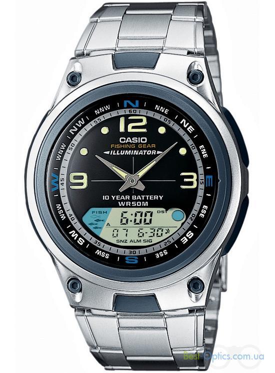 Часы наручные Casio AW-82D-1AVEF