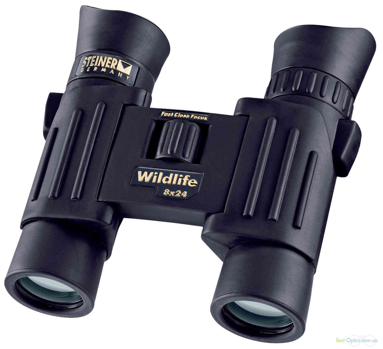 Бинокль Steiner Wildlife 8x24
