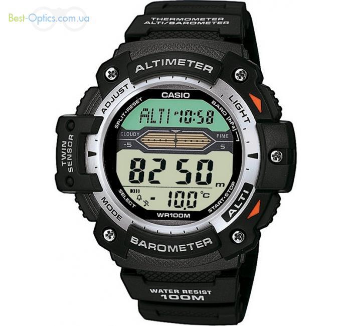 Часы наручные Casio SGW-300H-1AVER
