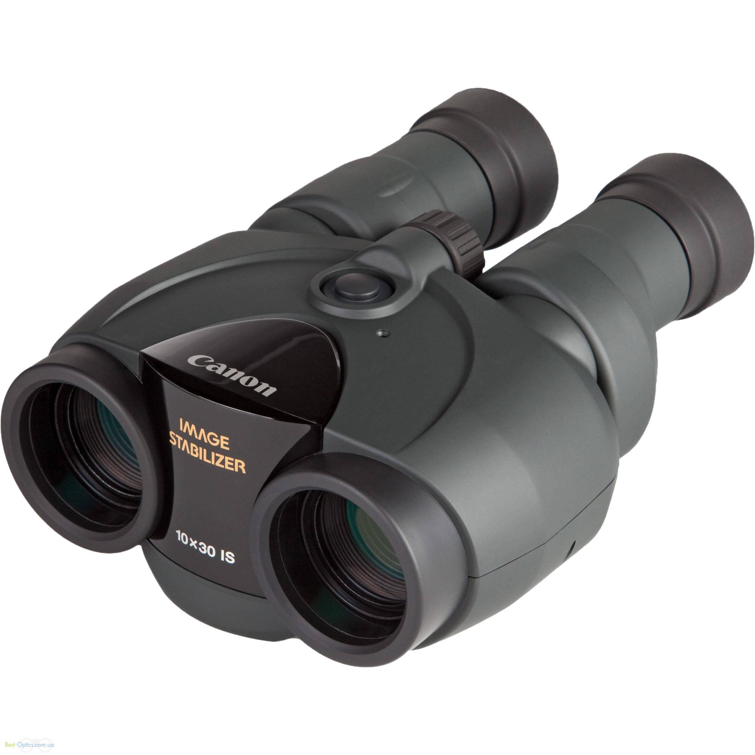 Бинокль Canon 10x30 IS