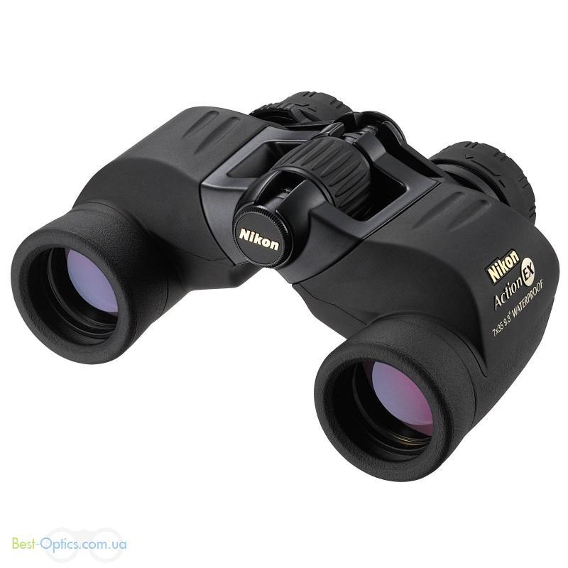 Бинокль Nikon Action EX 7х35 CF WP