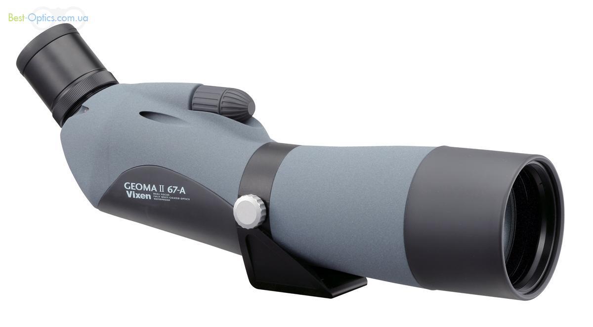 Подзорная труба Vixen Geoma II 67A с чехлом (6223) в комплекте без окуляра