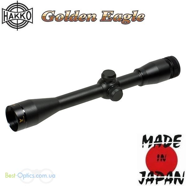 Прицел оптический Hakko Golden Eagle 8х40 (Mil Dot)
