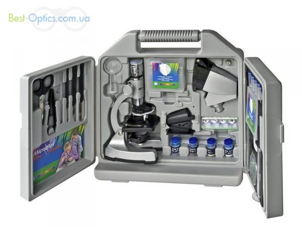 Микроскоп Bresser Junior 50-1200x