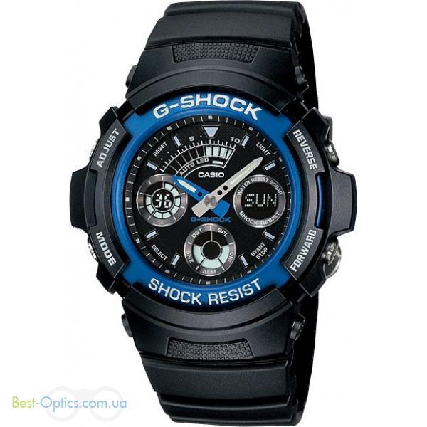 Часы наручные Casio AW-591-2AER