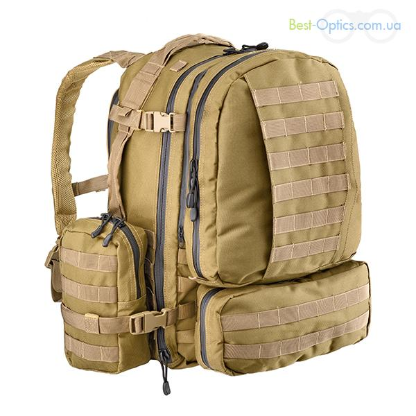 Рюкзак Defcon 5 Full Modular Molle Pockets 60 (Coyote Tan)
