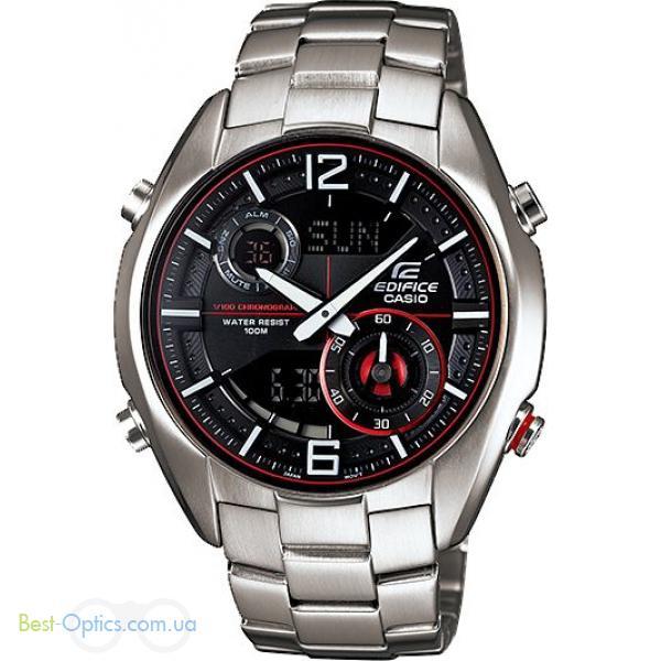 Часы наручные Casio ERA-100D-1A4VUEF