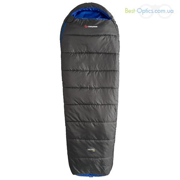 Спальный мешок Caribee Nordic Compact 1600 (-5°C) Graphite/Blue