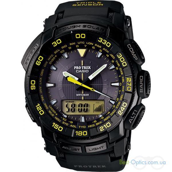 Часы наручные Casio PRG-550-1A9ER