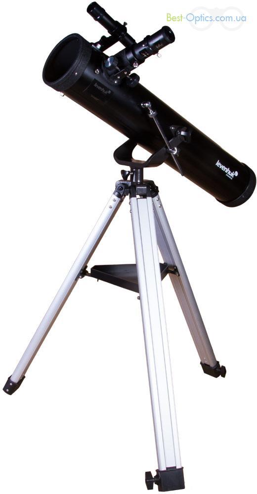 Телескоп Levenhuk Skyline BASE 80S