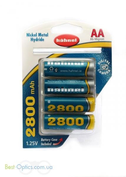 Аккумулятор Hahnel AA 2800mAh B4