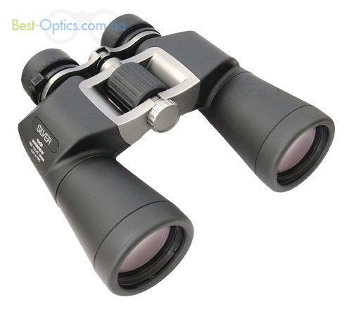 Бинокль Delta Optical Silver 10x50