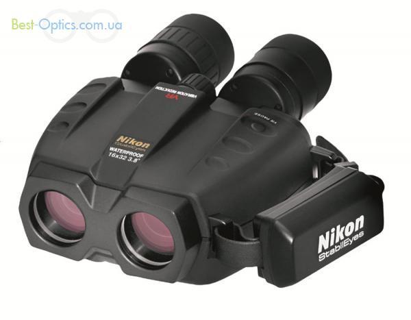 Бинокль  Nikon StabilEyes 16x32