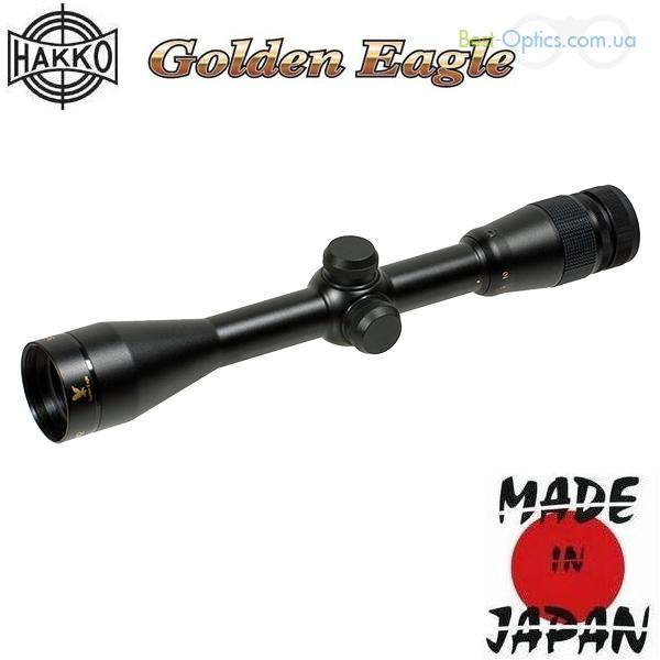 Прицел оптический Hakko Golden Eagle 3.5-10х42 (Duplex)