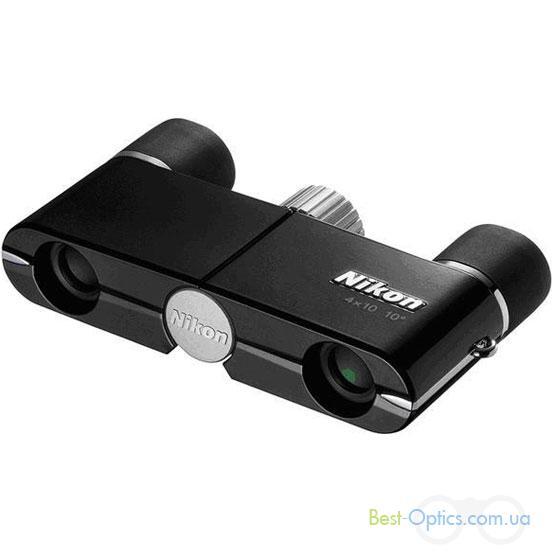 Бинокль Nikon Elegant Compact 4x10