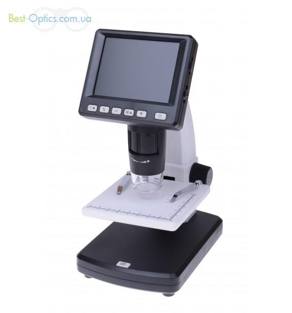 Цифровой Микроскоп Magnifier ZoomScreen 500X