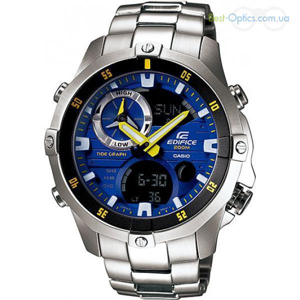 Часы наручные Casio EMA-100D-2AVUEF