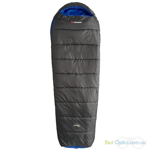 Спальный мешок Caribee Nordic Compact 1300 (0°C) Graphite/Blue