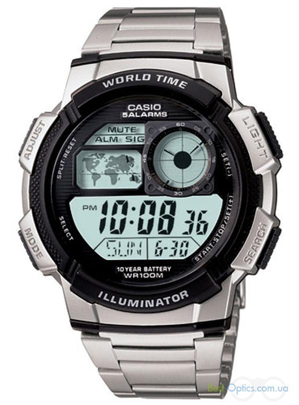 Часы наручные Casio AE-1000WD-1AVEF