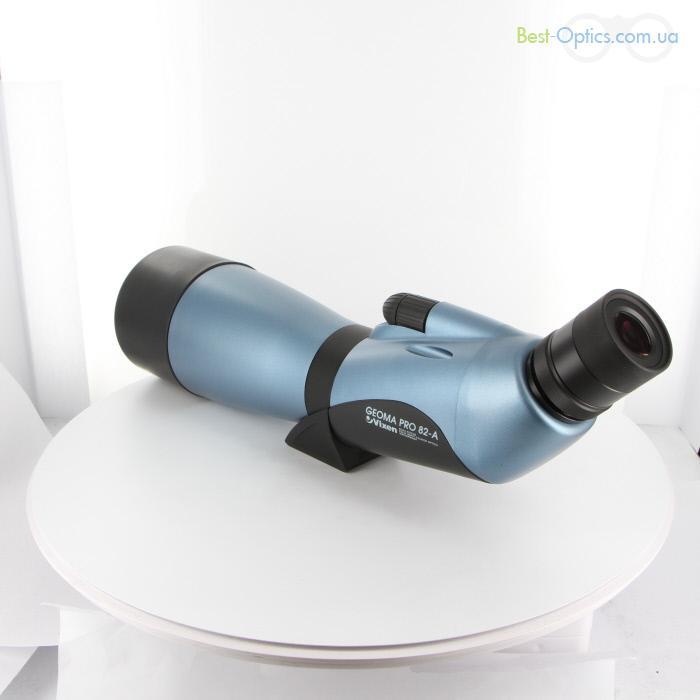 Подзорная труба Geoma PRO 82-A с чехлом (6224) в комплекте без окуляра