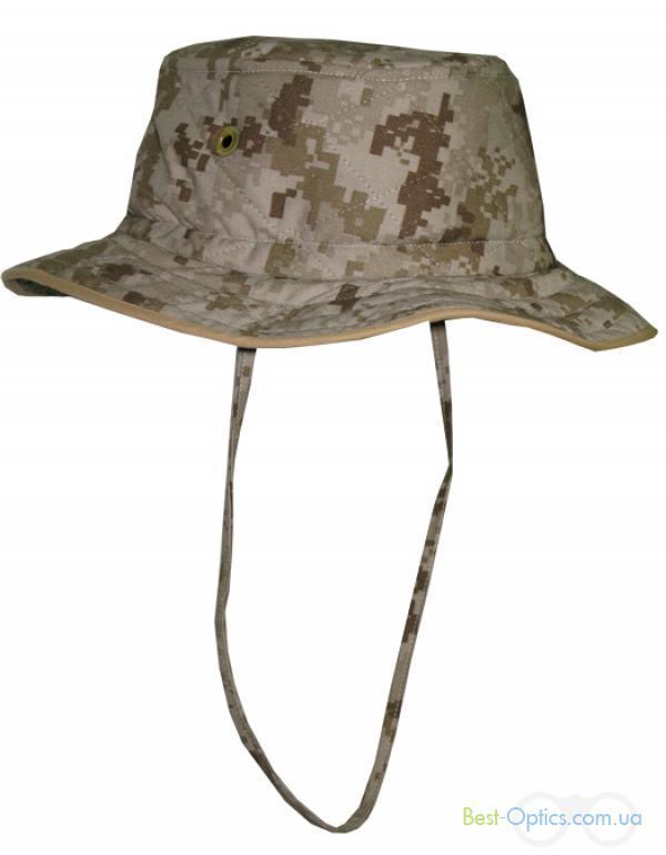 Термо охлаждающая панама Techniche HyperKewl™ Ranger Cap (Камуфляж)  made in usa