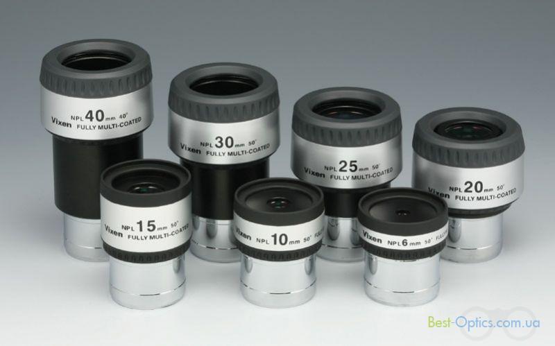 Окуляр Vixen Plossl NPL 20 мм, 1.25`