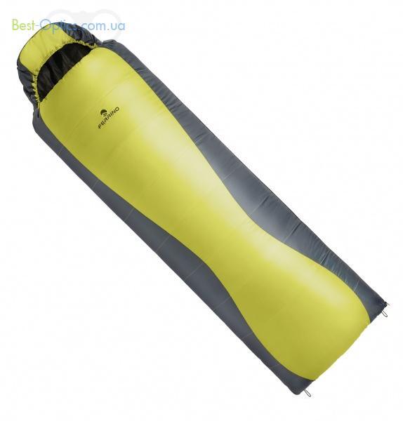 Спальный мешок Ferrino Lightec Shingle SQ/-2°C Green (Left)