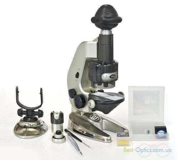Микроскоп Bresser Junior (4 в 1)