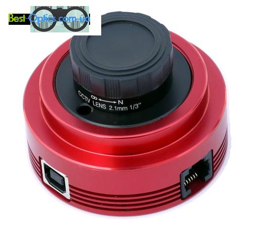 Камера ZWOptical ASI120MM mono с портом автогида