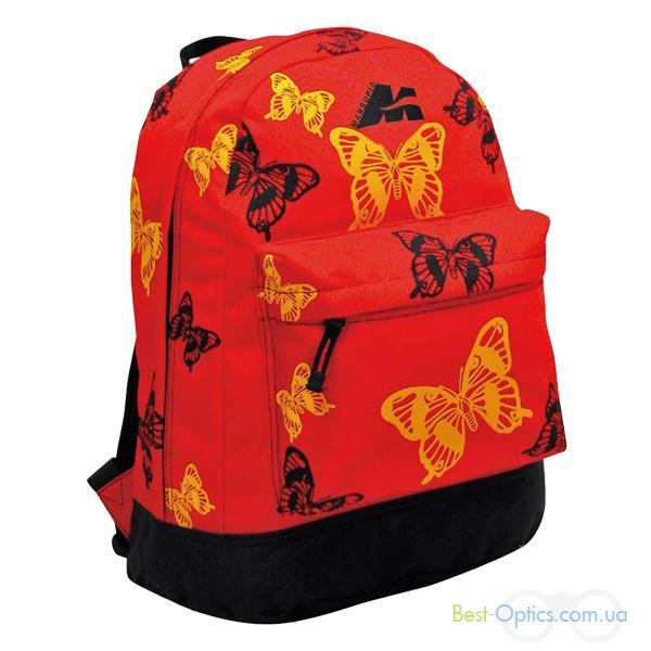 Рюкзак Marsupio Star Butterfly 18 Rosso