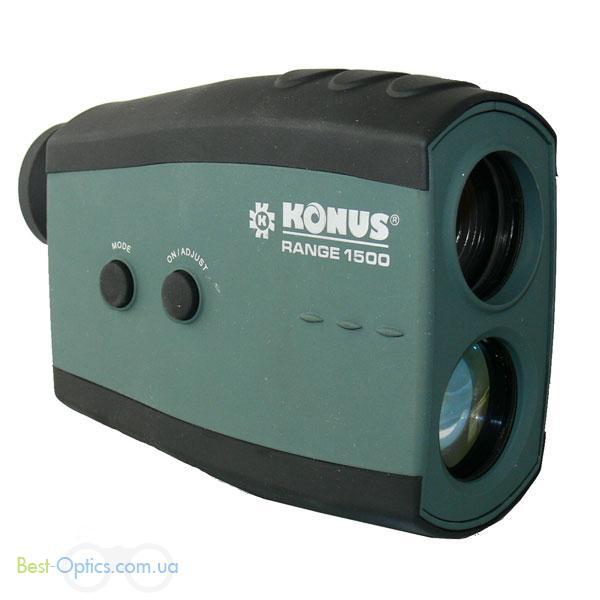 Лазерный дальномер Konus Range-1500