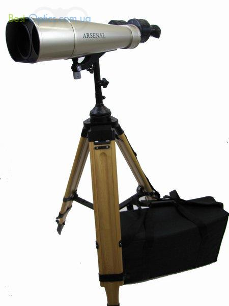 Бинокль астрономический Arsenal 25-40х100SW