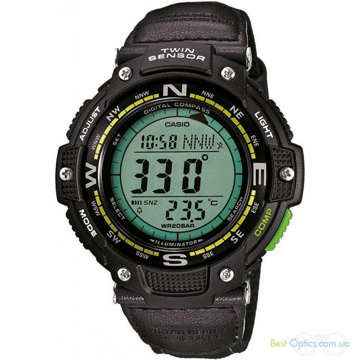 Часы наручные Casio SGW-100B-3A2ER