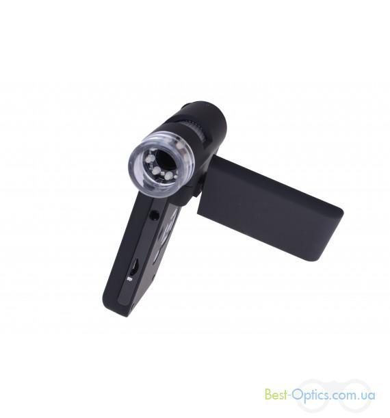 Цифровой USB Микроскоп Magnifier HandZoom 20-500X