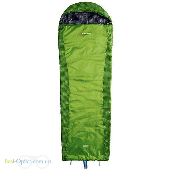 Спальный мешок Caribee Plasma Lite Leaf (+7°C) Green