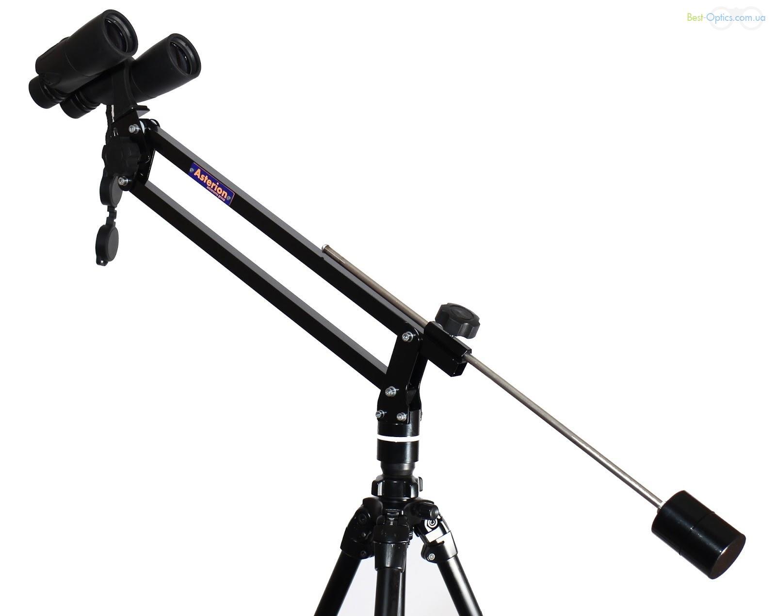 Asterion Parabino Light - монтировка для астрономических биноклей