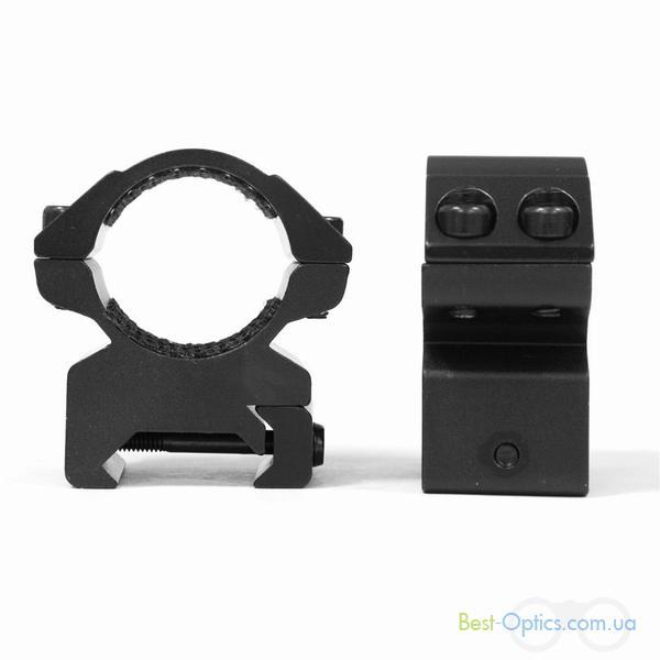 Кольца Hawke Matchmount 1`/Weaver/Med