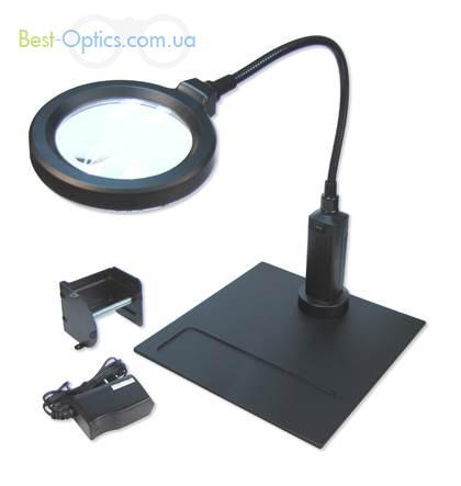 Увеличительное стекло Carson MagniFlex Pro CP-90