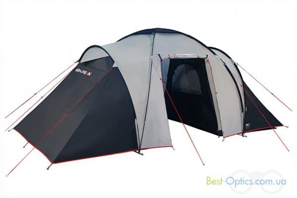 Палатка High Peak Como 4 Gray
