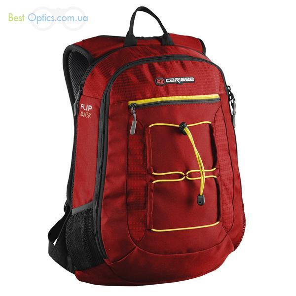 Рюкзак Caribee Flip Back 26 Red