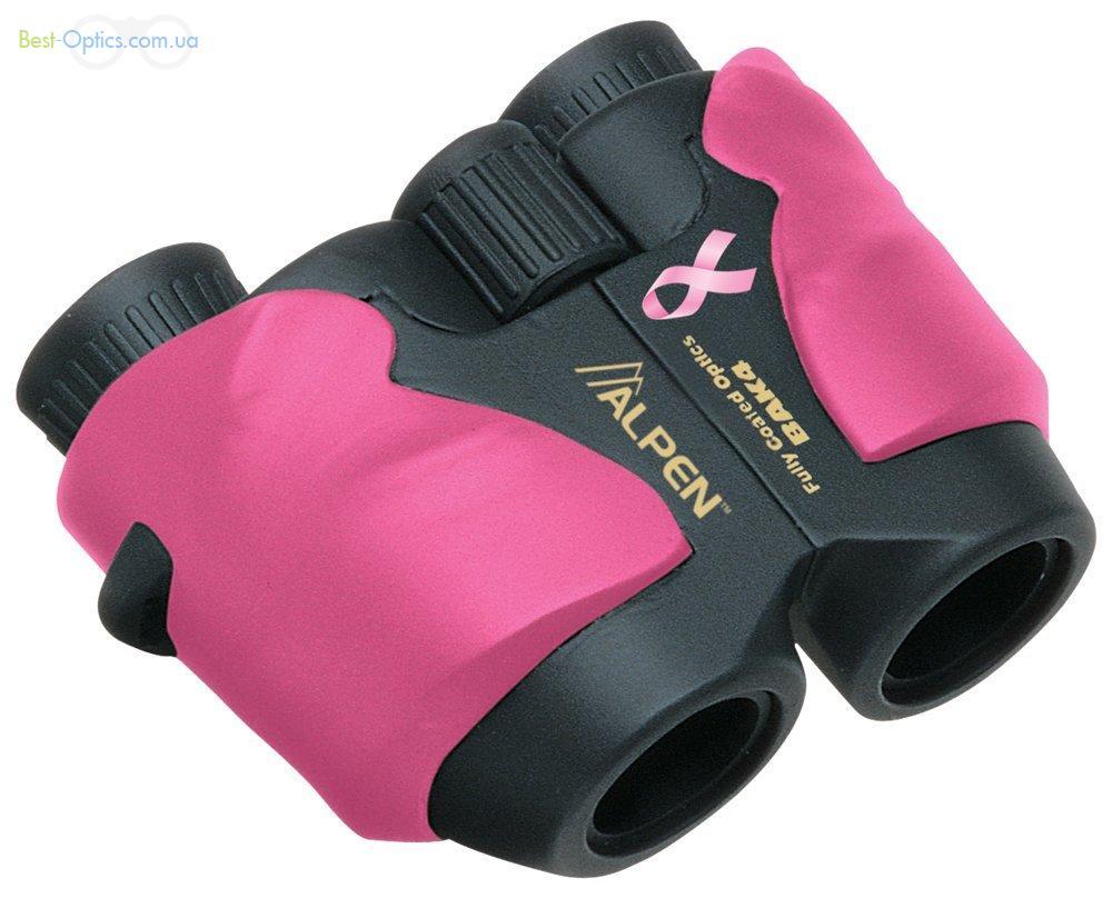 Бинокль Alpen Pink 8x25 Wide Angle