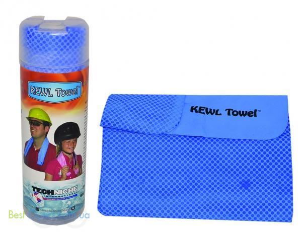 Термо охлаждающие полотенце KewlTowel™ Evaporative Cooling