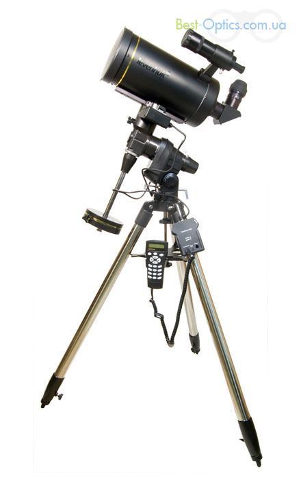 Телескоп Levenhuk SkyMatic PRO 150 EQ MAK