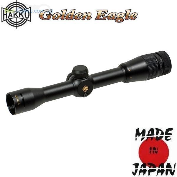 Прицел оптический Hakko Golden Eagle 2-7х32 (4A)