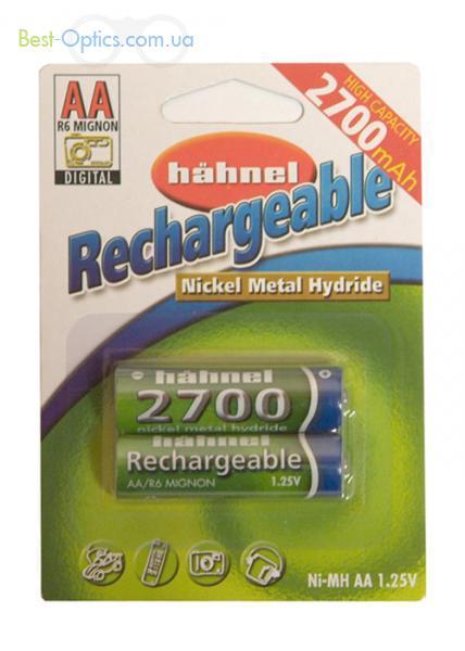 Аккумулятор Hahnel AA 2700mAh B2