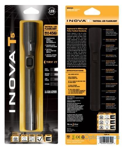 Фонарь Inova T5 (456 Lm)