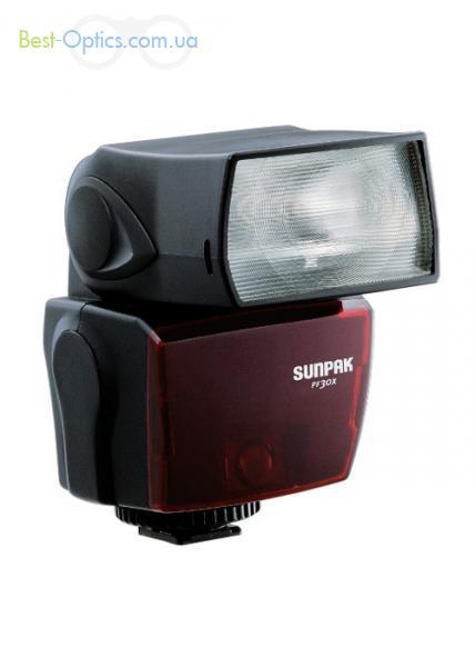 Вспышка Sunpak PF 30 X для Sony